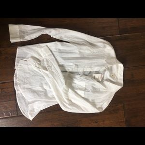 urban outfitters white button up